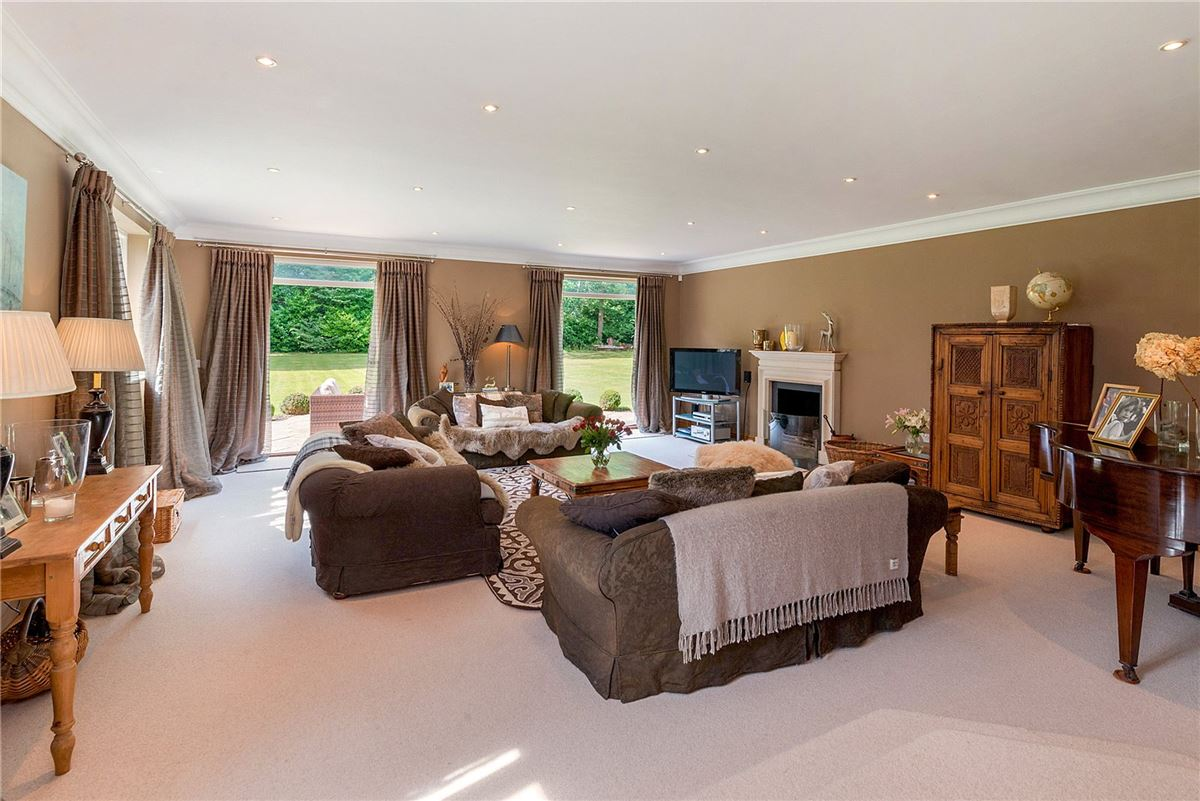 handsome and substantial home on charming grounds luxury real estate