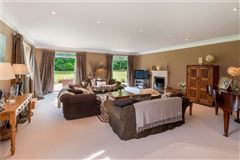 handsome and substantial home on charming grounds luxury homes