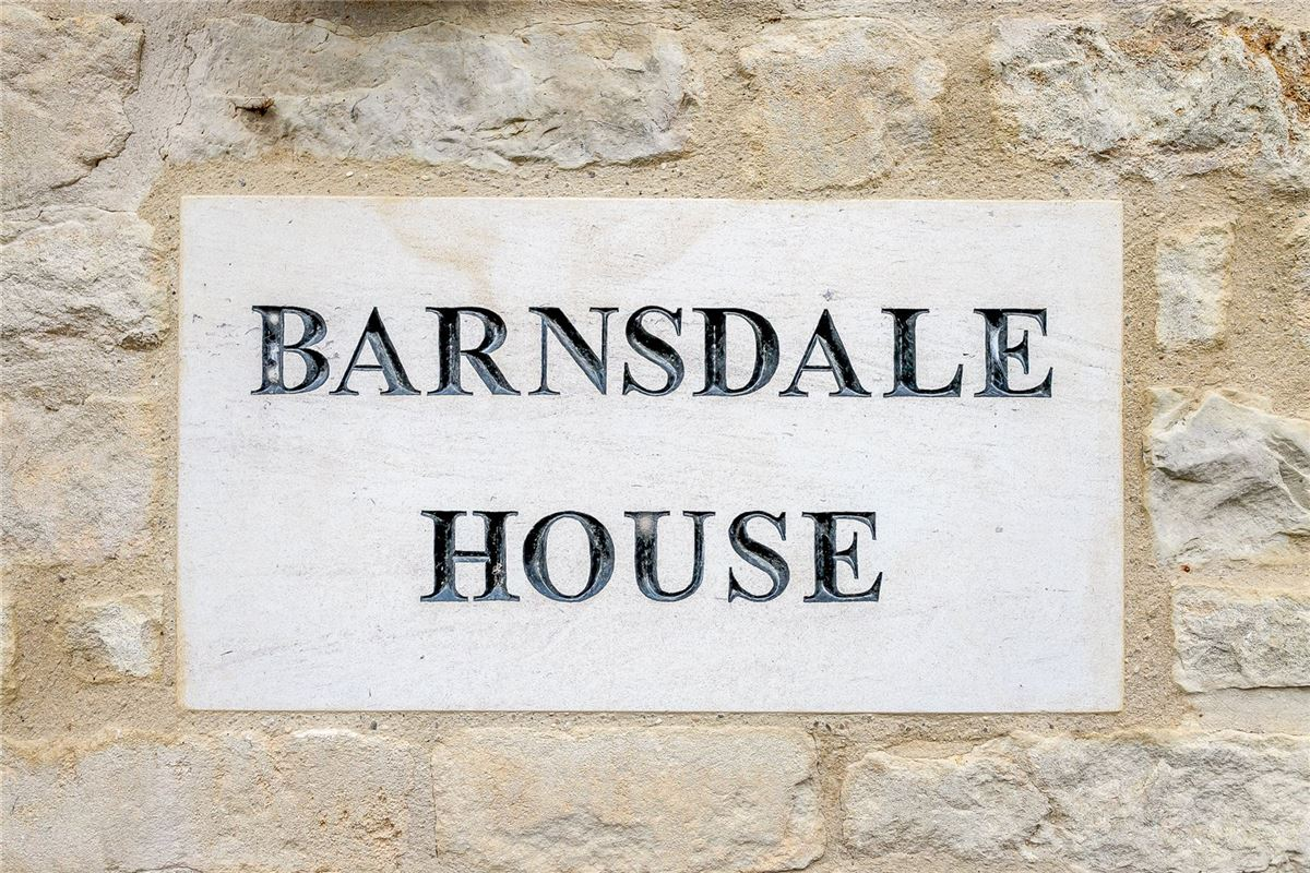 Luxury homes in Barnsdale House