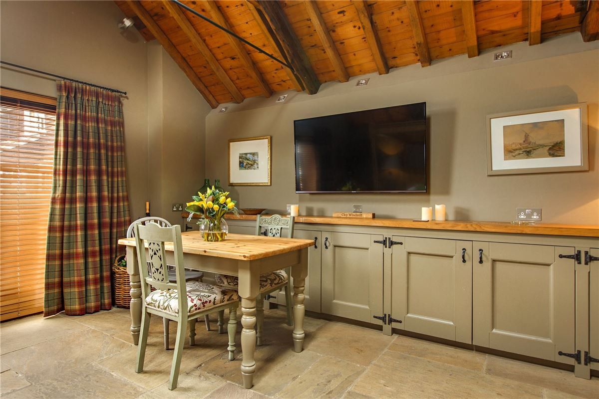 Luxury homes in Cley Windmill