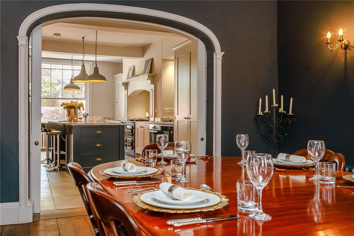 stylish townhome with beautiful garden luxury homes