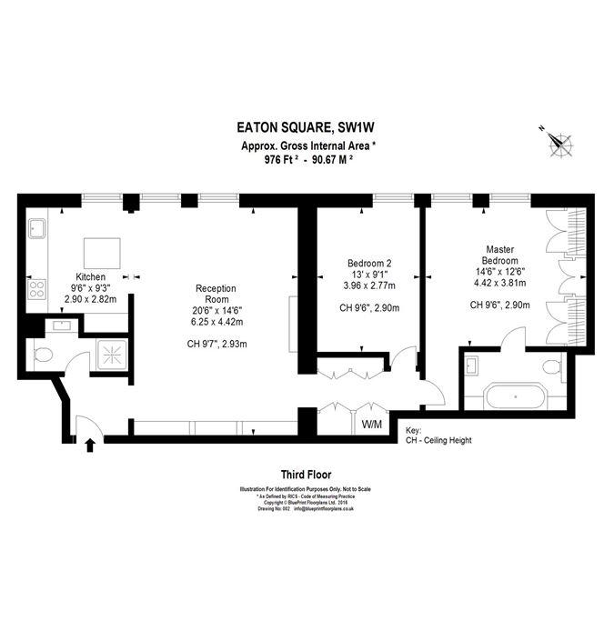 Luxury properties superb two bedroom apartment