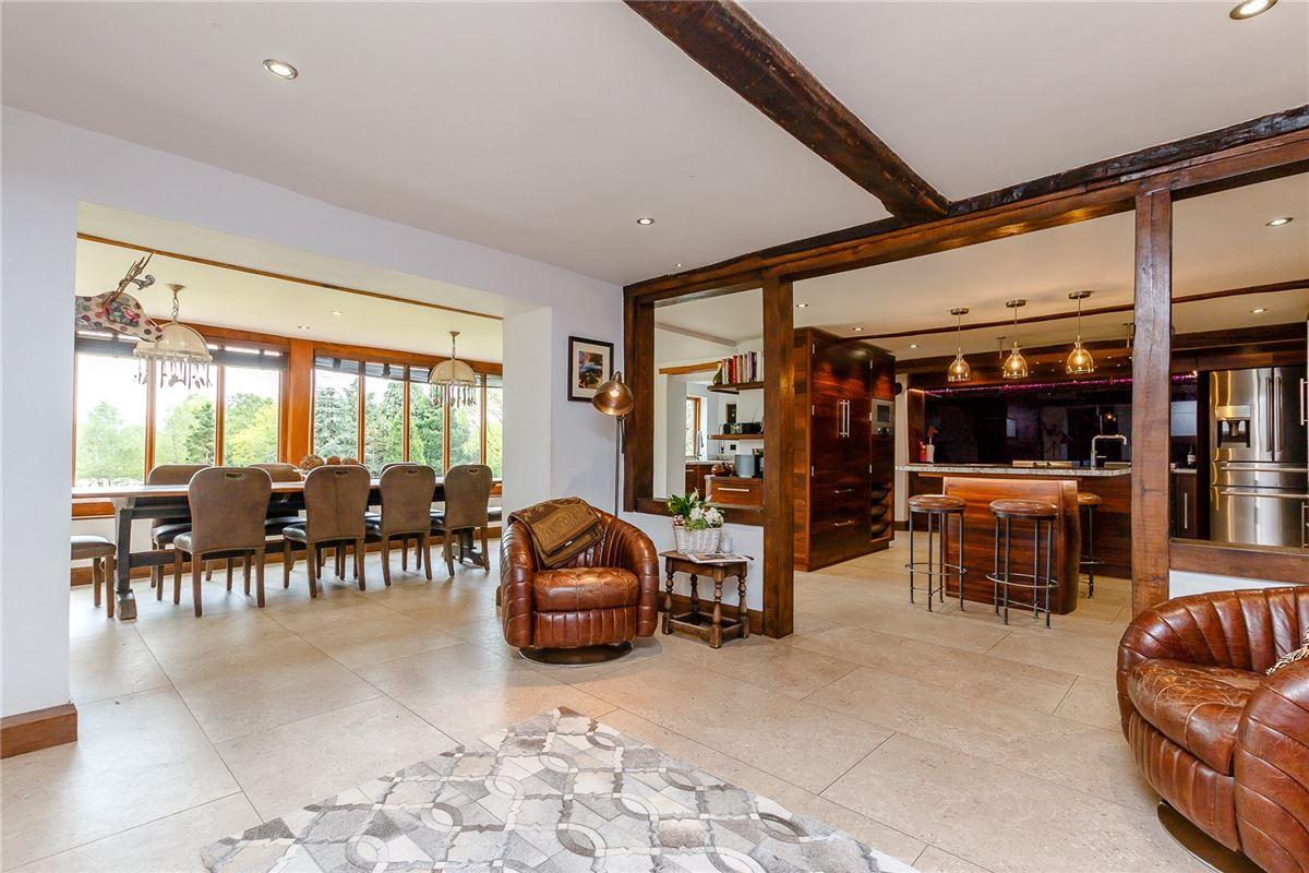 Luxury real estate impressive small country estate