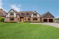 Immaculately presented in a delightful village luxury homes