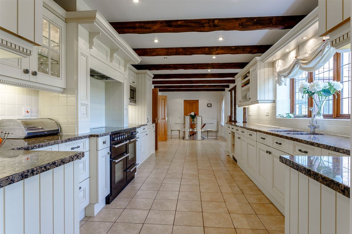 Immaculately presented in a delightful village luxury real estate