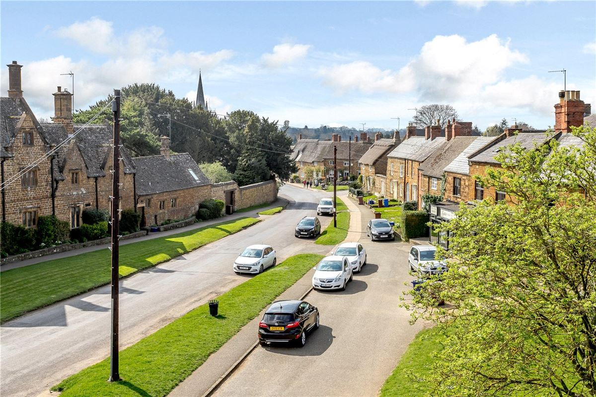 Beautiful Grade II Listed house overlooking the Green luxury homes