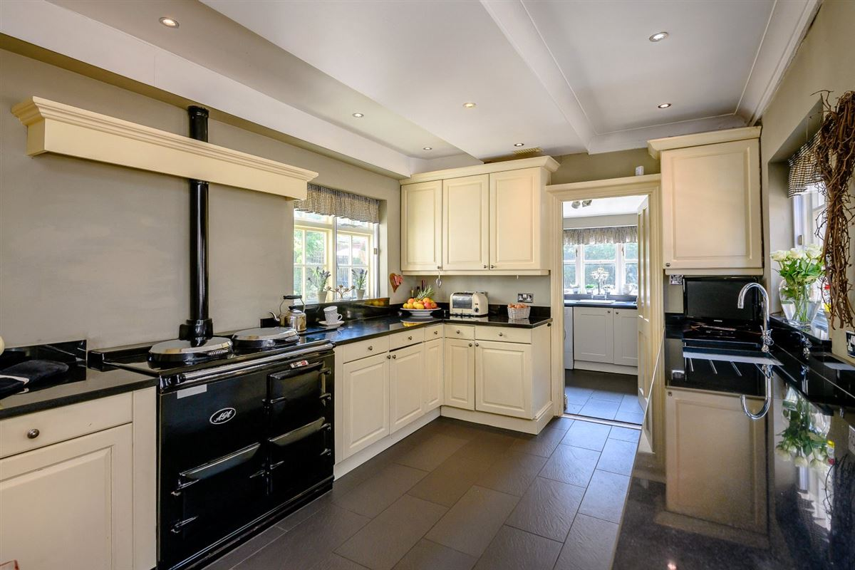 Luxury real estate A splendid Edwardian extended detached family home