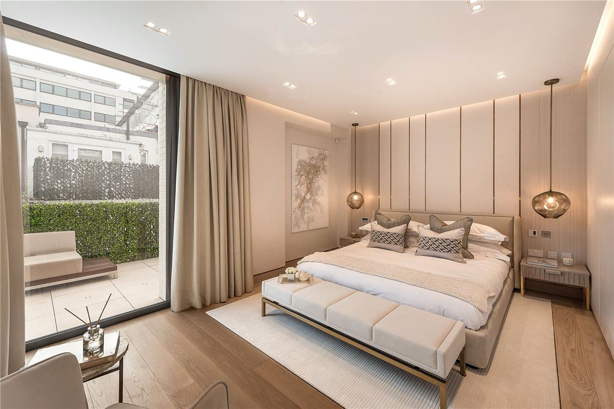 first class home in Knightsbridge luxury real estate