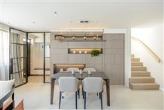 Luxury homes in luxury living in the heart of fashionable Fulham