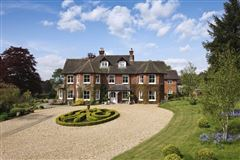 Luxury homes in glorious house in a tranquil rural setting