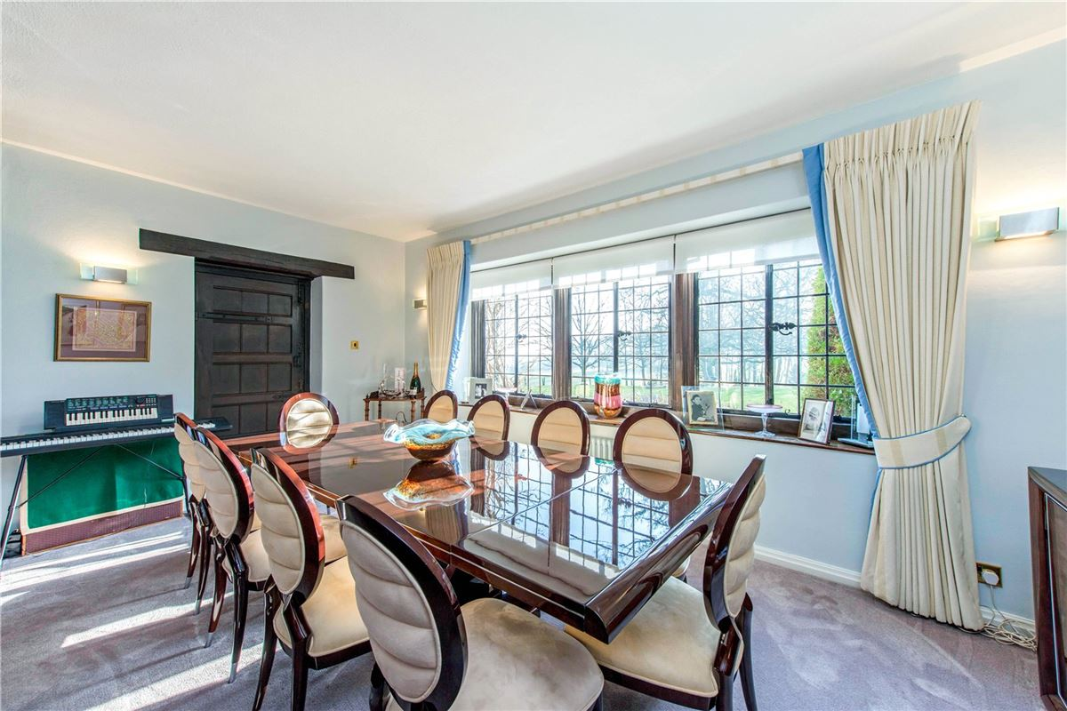 Fulmer Chase luxury homes