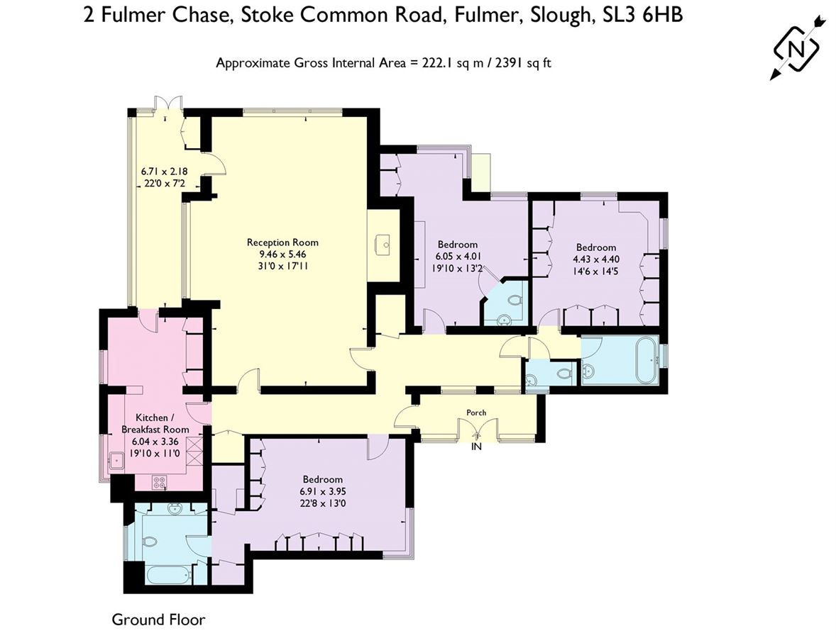 Mansions Fulmer Chase