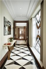 Mansions in exceptional residence in this art deco building