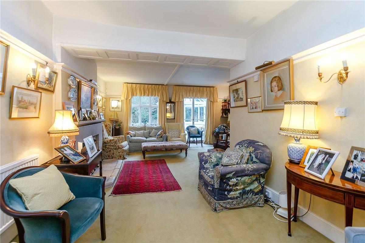 Mansions in Grayshott House