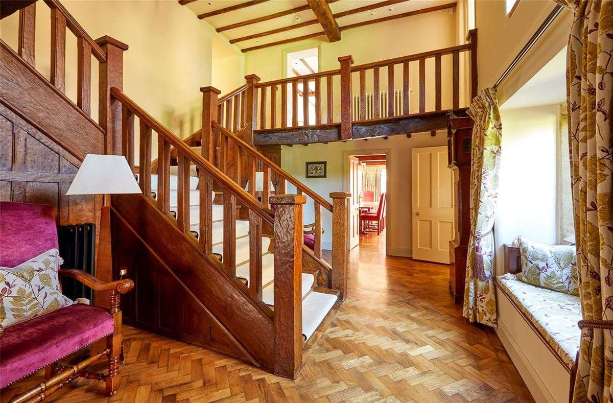 stunning detached village house with lush gardens luxury real estate