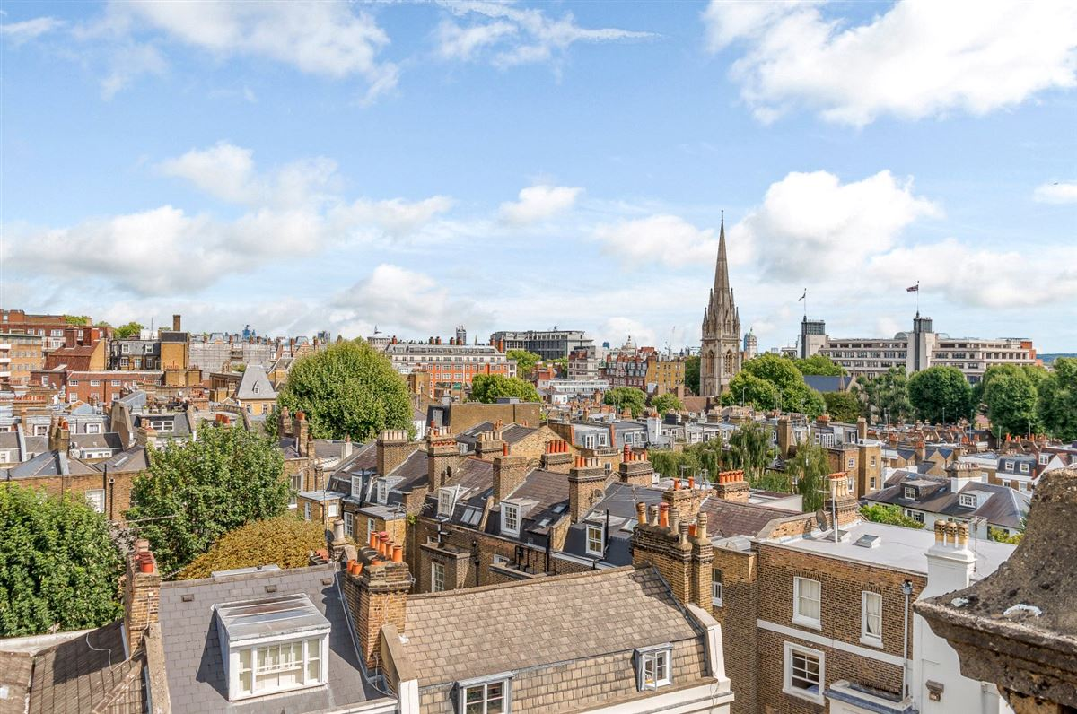 beautiful upper maisonette with excellent views luxury real estate
