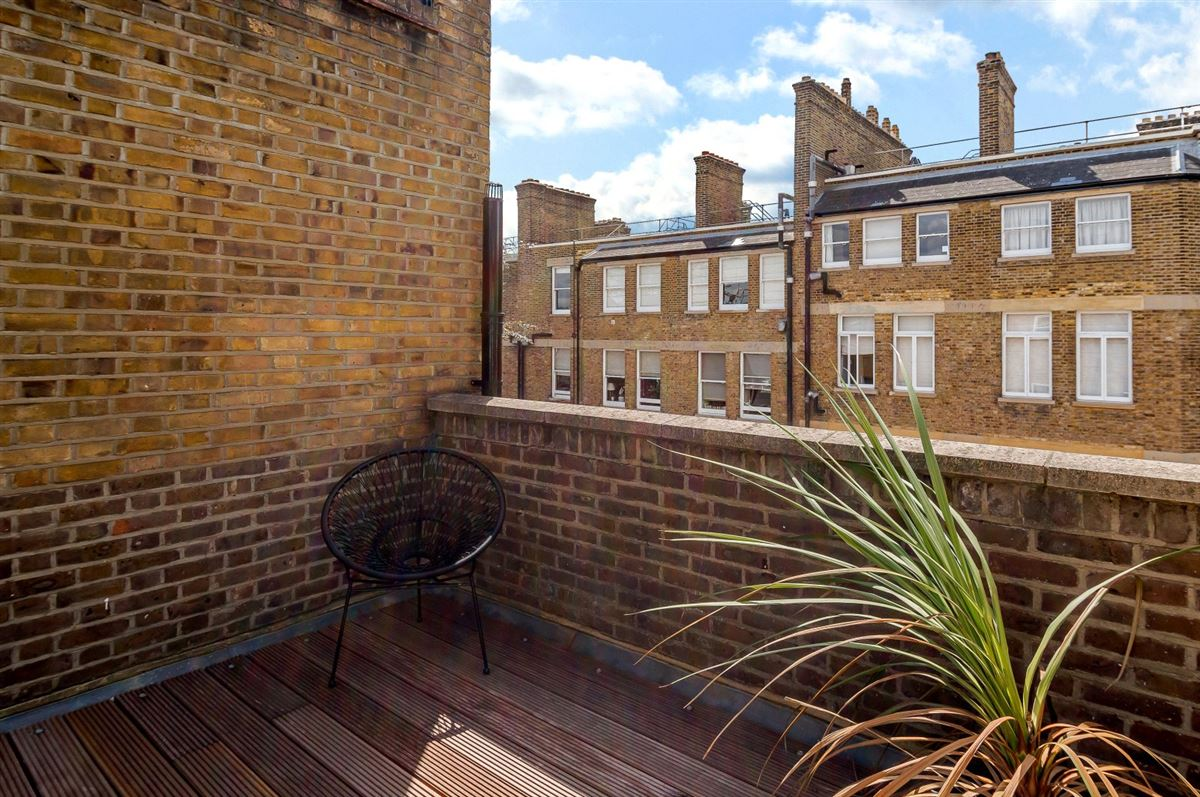 Luxury properties beautiful upper maisonette with excellent views