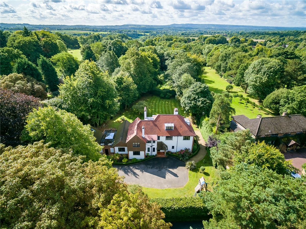 Luxury homes an imposing detached property