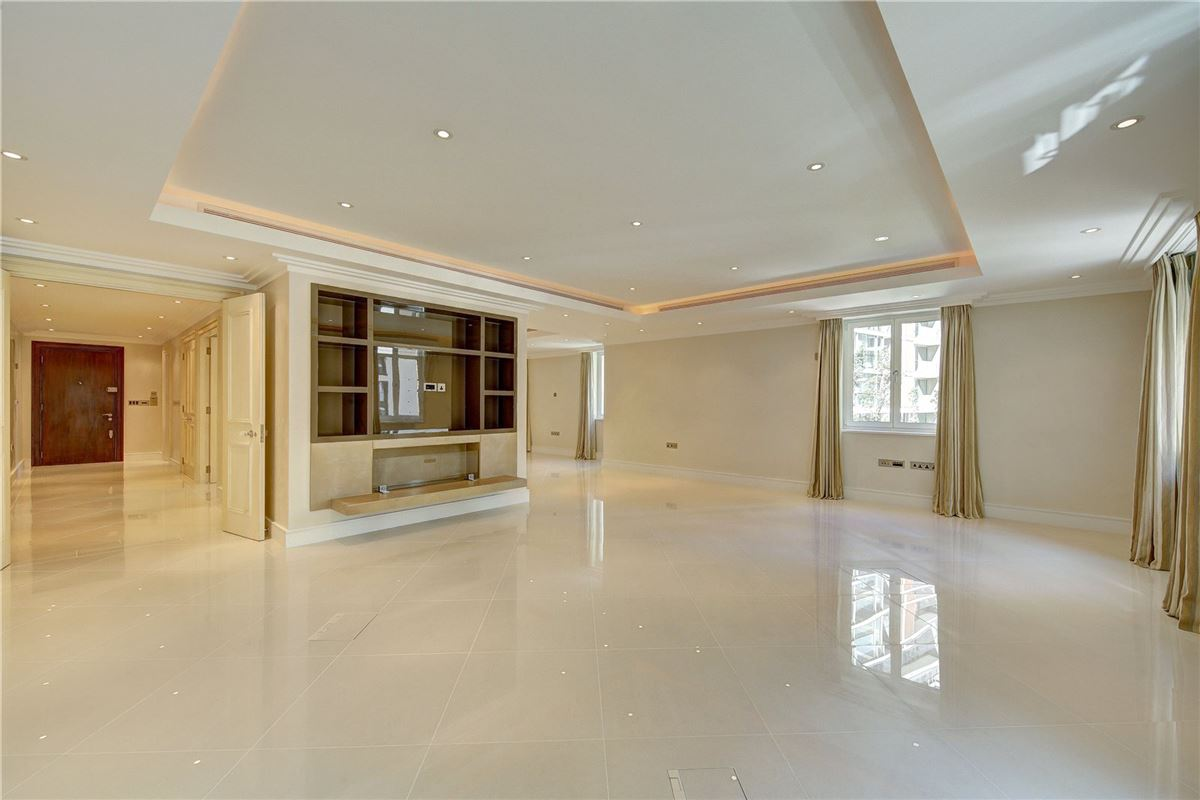 Luxury homes  two bedroom apartment in london