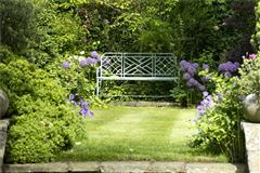 a charming wisteria-clad detached country house mansions