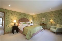 Luxury properties a charming wisteria-clad detached country house