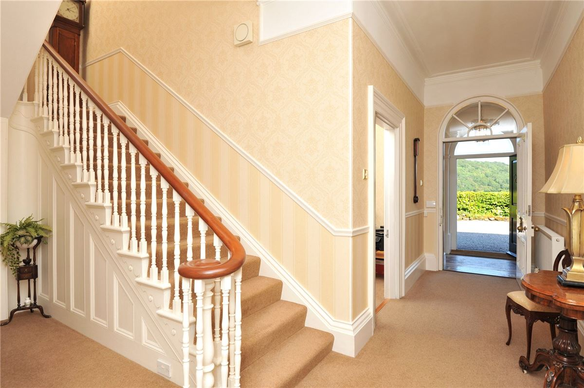 Luxury real estate  sought after Dartmoor village home