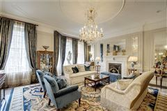Luxury homes a grand period townhouse in belgravia