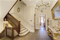 Luxury properties a grand period townhouse in belgravia