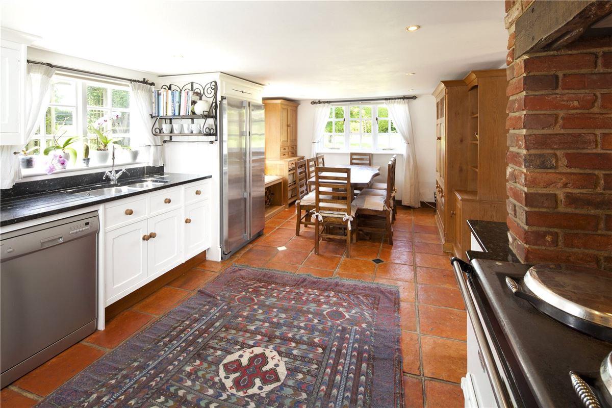Nettlestead Green House luxury real estate