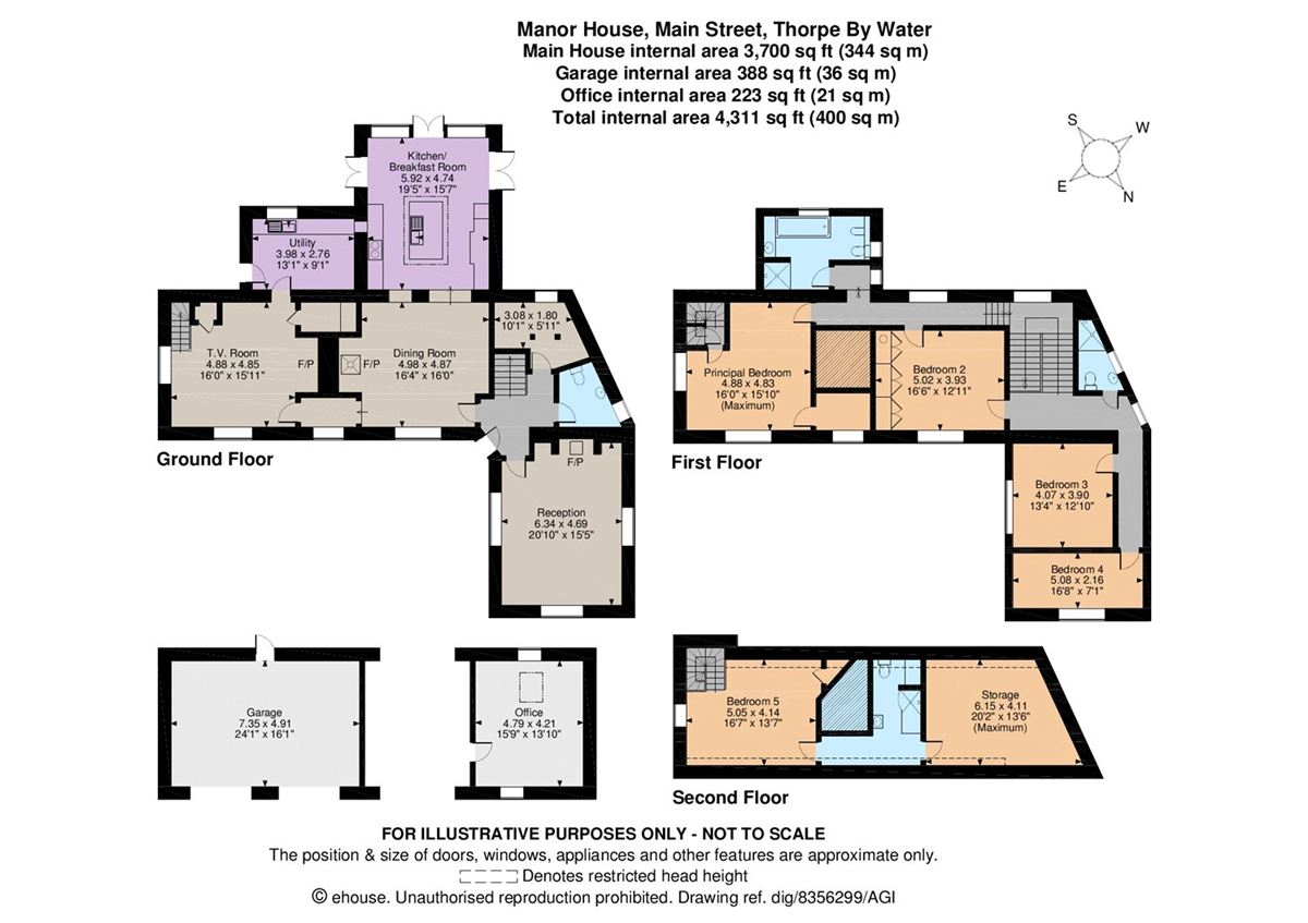 Luxury homes Manor House