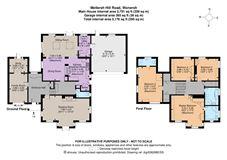 spacious home on the edge of Wonersh luxury real estate