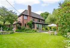 a Striking detached village home luxury properties