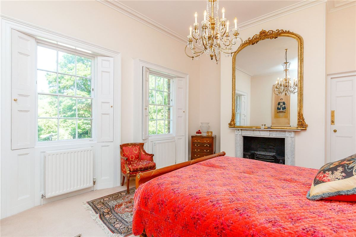 Luxury homes The Old Vicarage