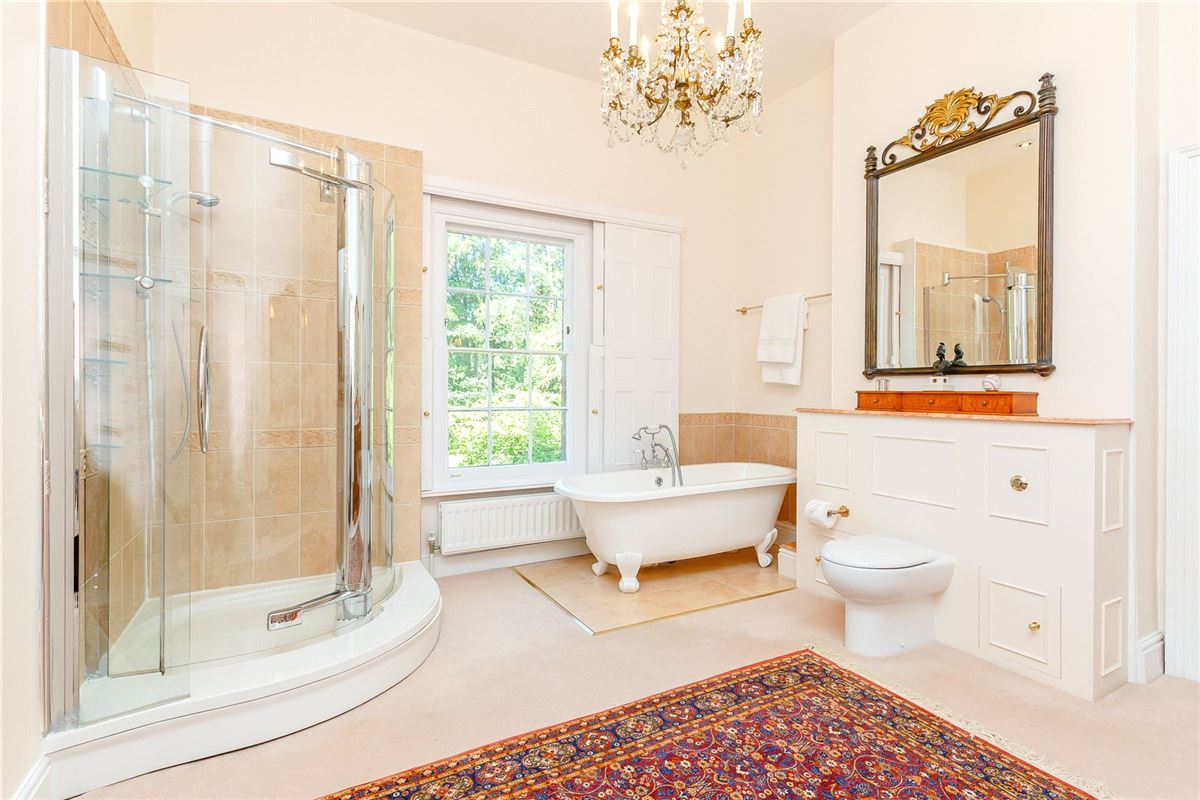 The Old Vicarage luxury real estate