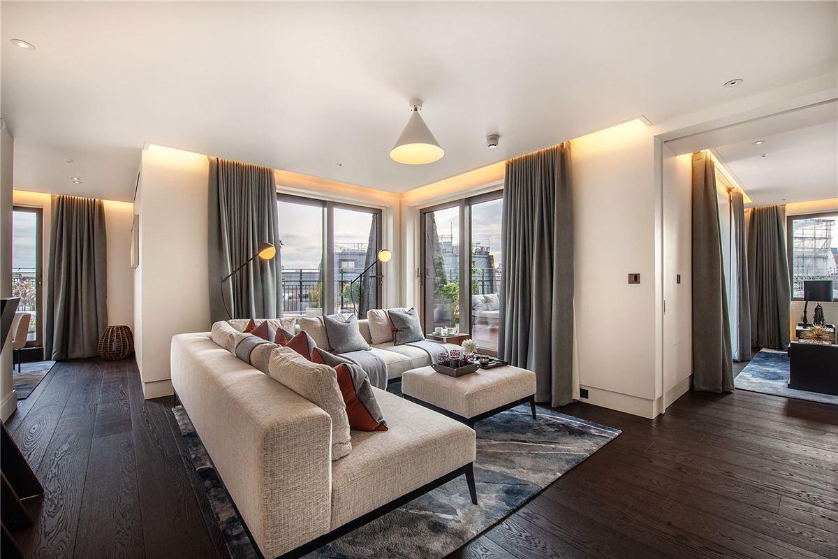 Luxury homes enjoy luxurious living in London