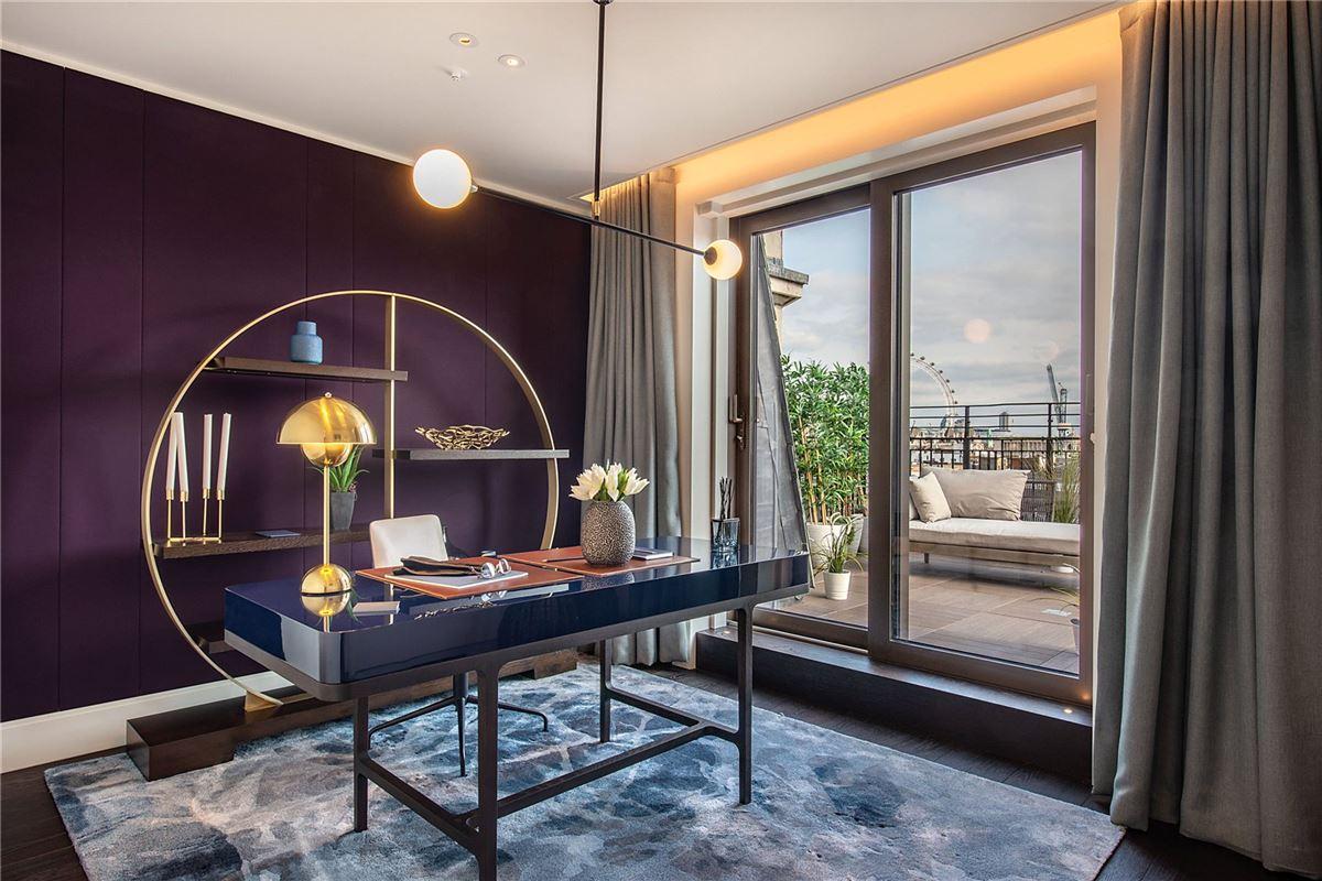 enjoy luxurious living in London luxury real estate