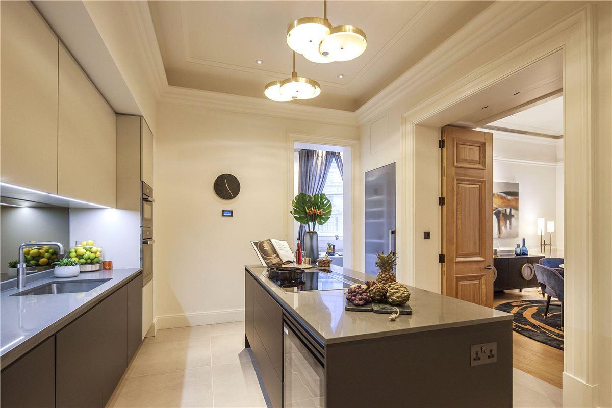 Luxury homes elegant and spacious apartment
