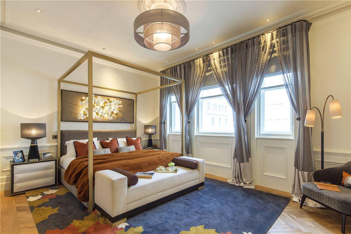 Luxury real estate elegant and spacious apartment