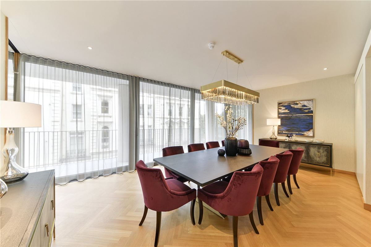 Luxury homes An exclusive five bedroom apartment