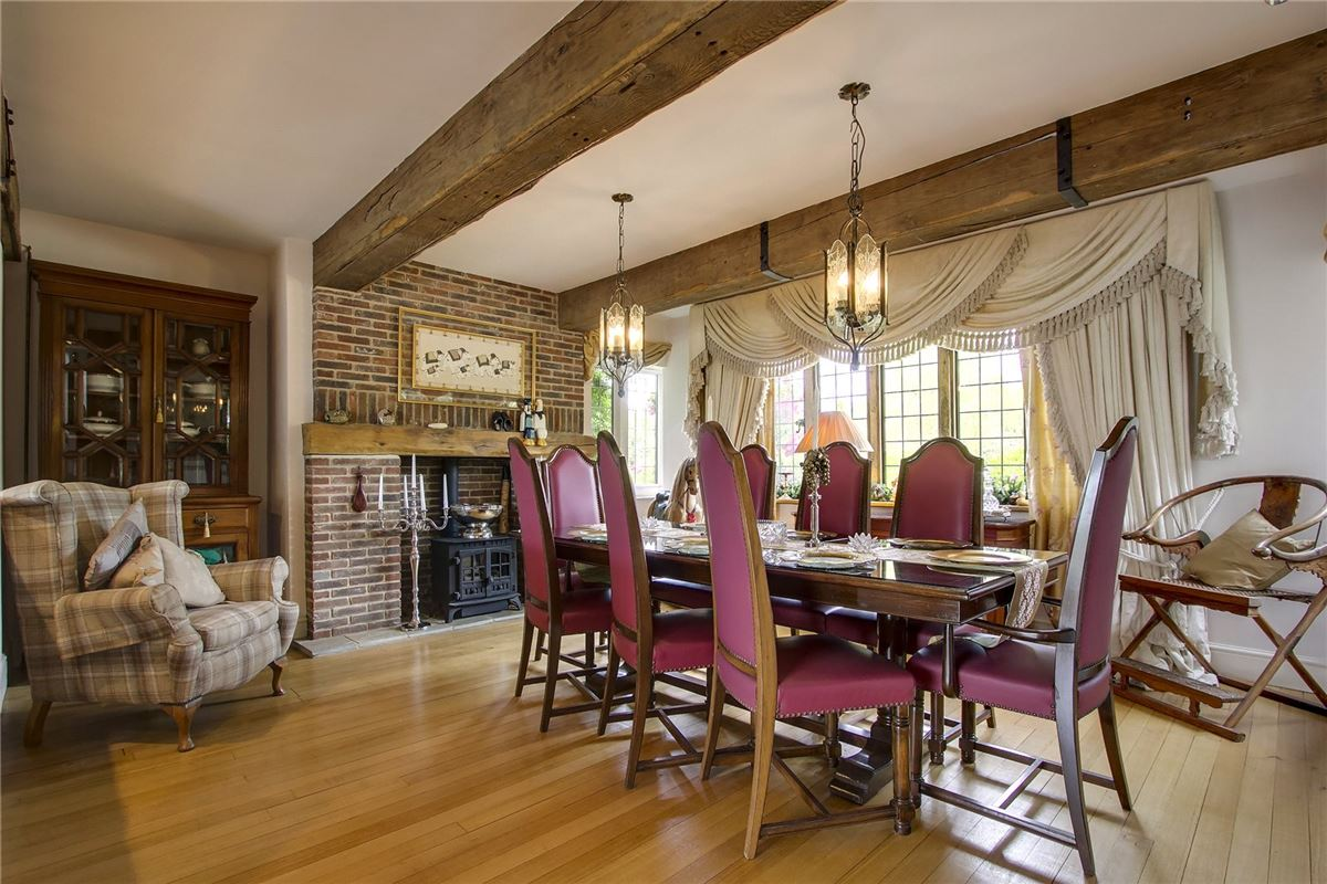 Luxury homes superb home boasts a wealth of original features