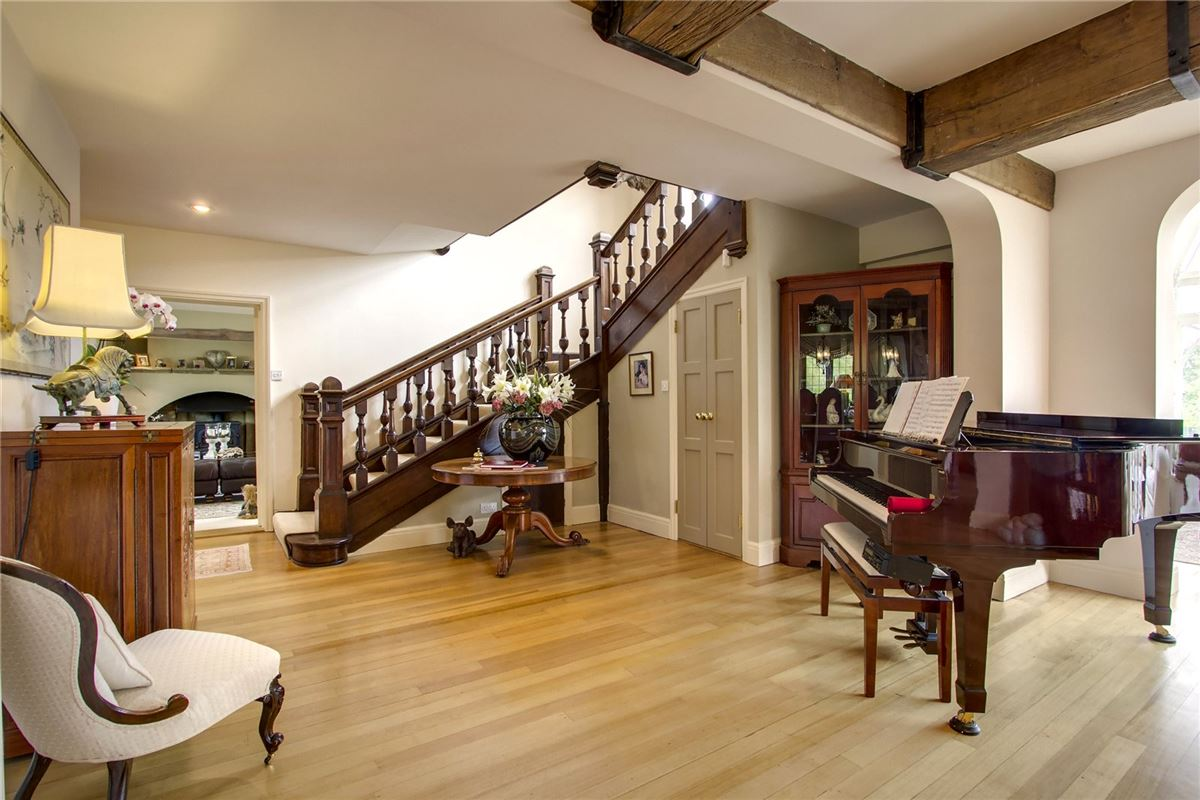 Luxury real estate superb home boasts a wealth of original features