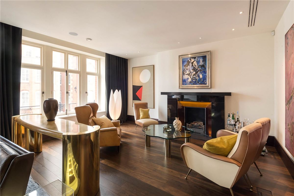 Luxury real estate flat with amazing space