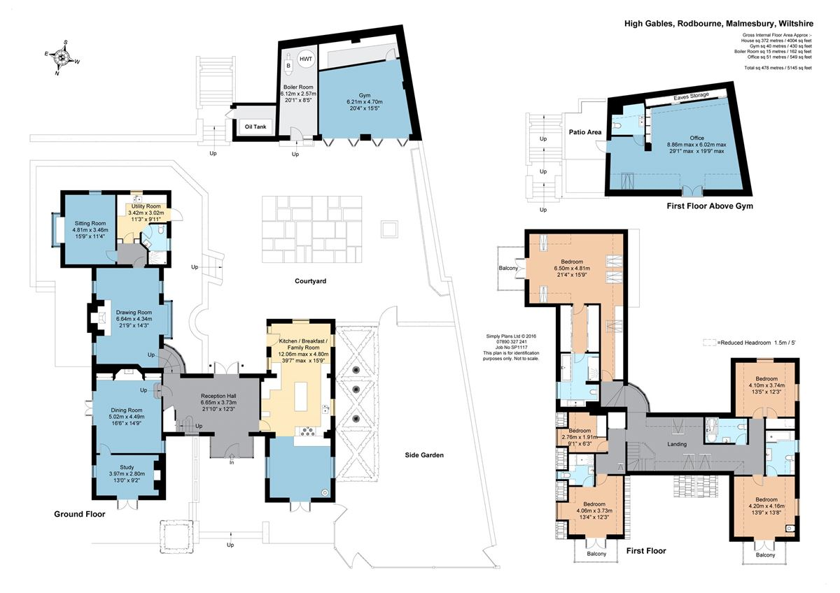 Luxury homes High Gables