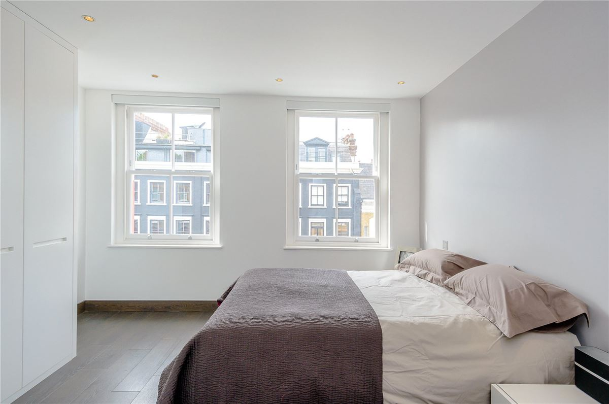top floor maisonette with a fantastic roof terrace luxury real estate