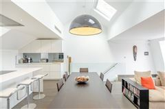 top floor maisonette with a fantastic roof terrace luxury homes