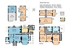 Broad Oak Farm luxury homes