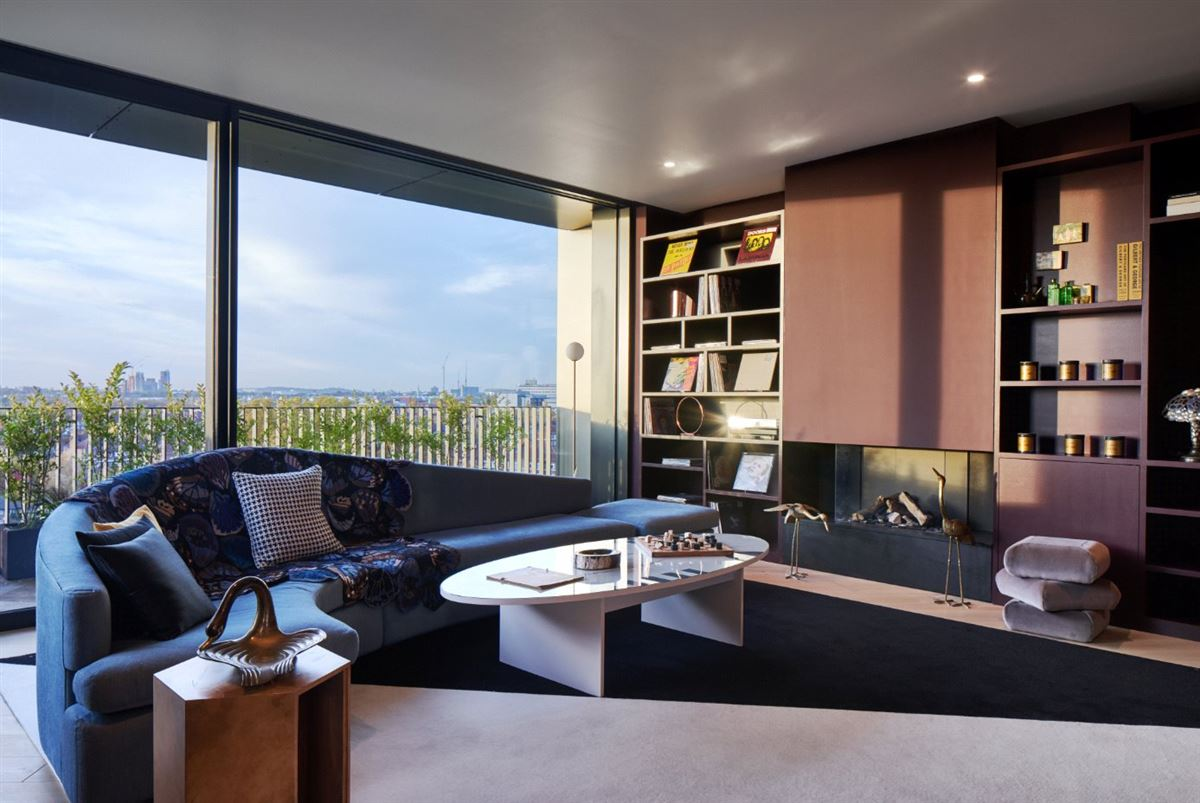 Luxury homes exquisite and exclusive apartment
