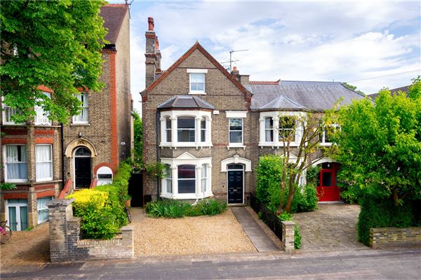 Wonderful Victorian Semi Detached Home