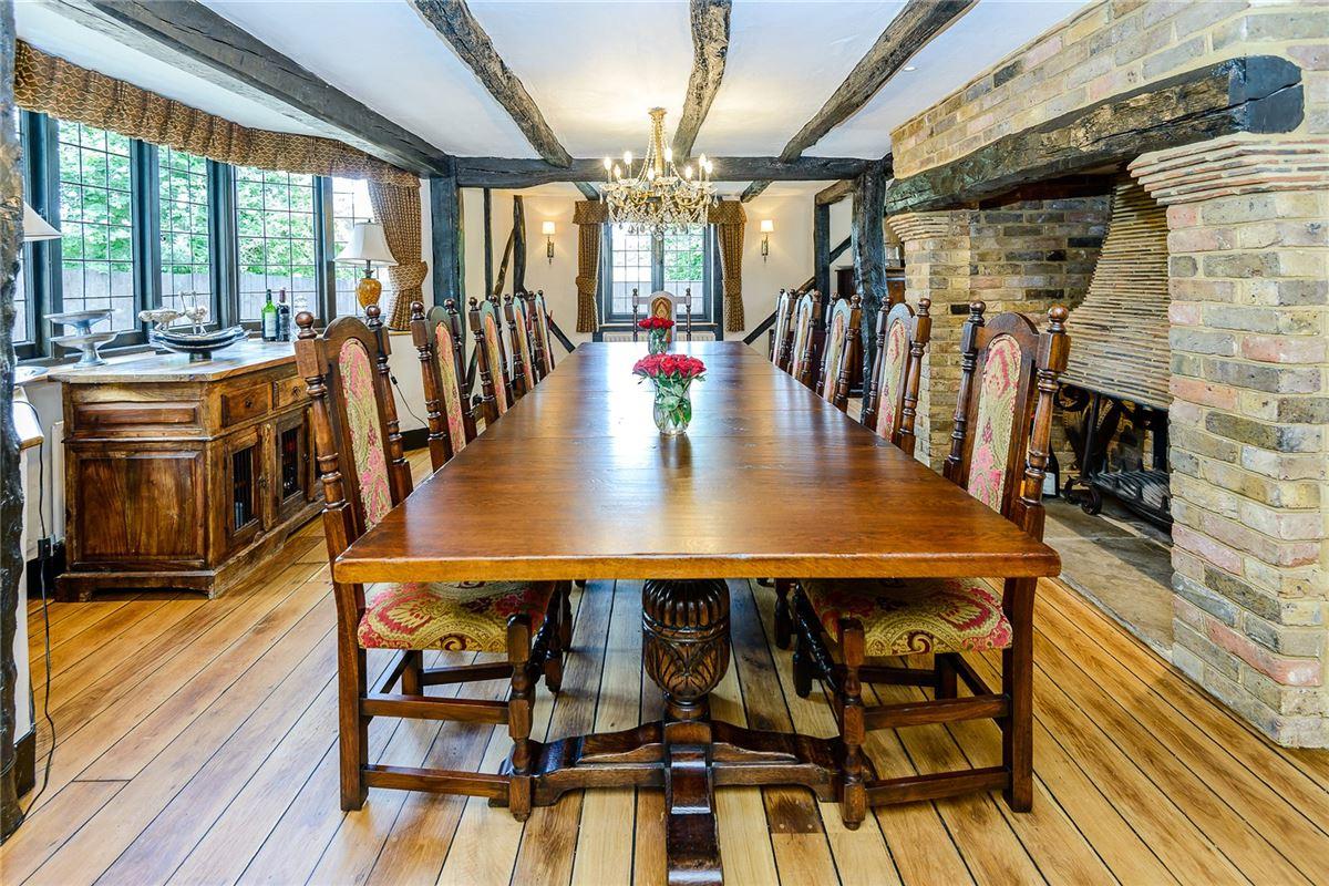 Old Clack Farm in harefield luxury properties