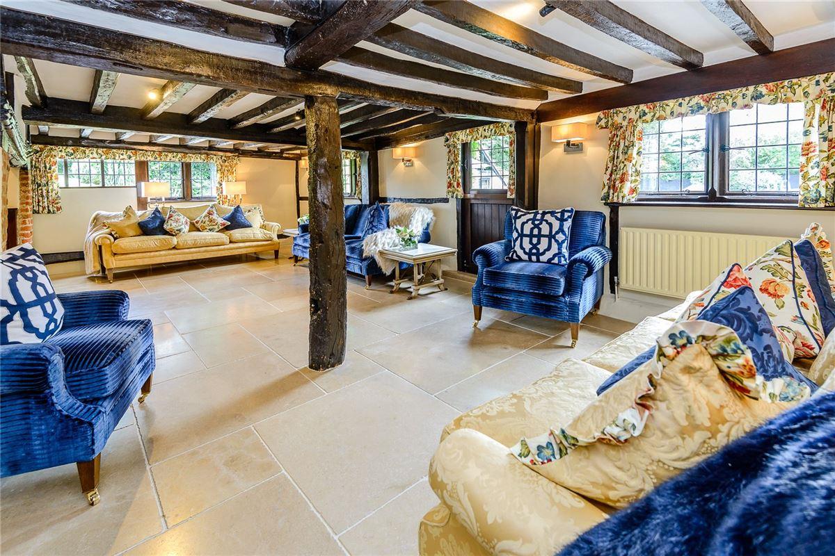 Luxury properties Old Clack Farm in harefield